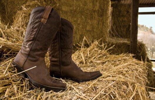 Cowboystøvler